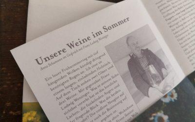 weninger's Flaschenpost