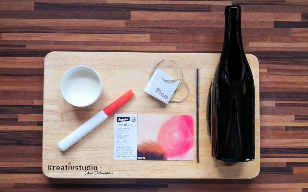 DIY Etikett: Oma's Milch Geheimtipp