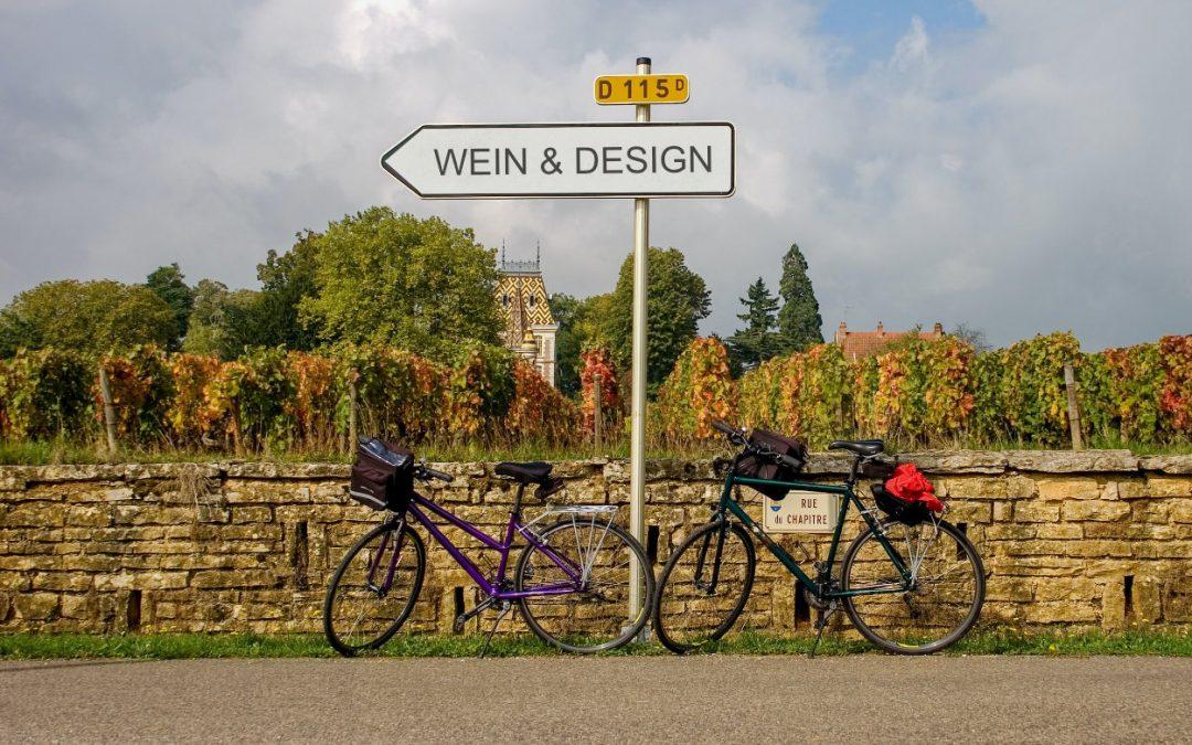 Wein & Design: eine Beziehung mit Tiefenwirkung!
