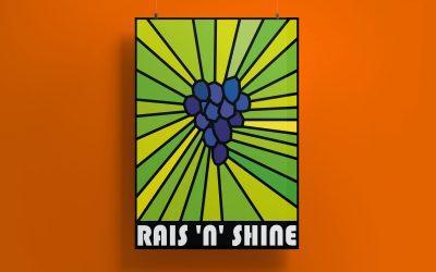 Rais 'n' shine