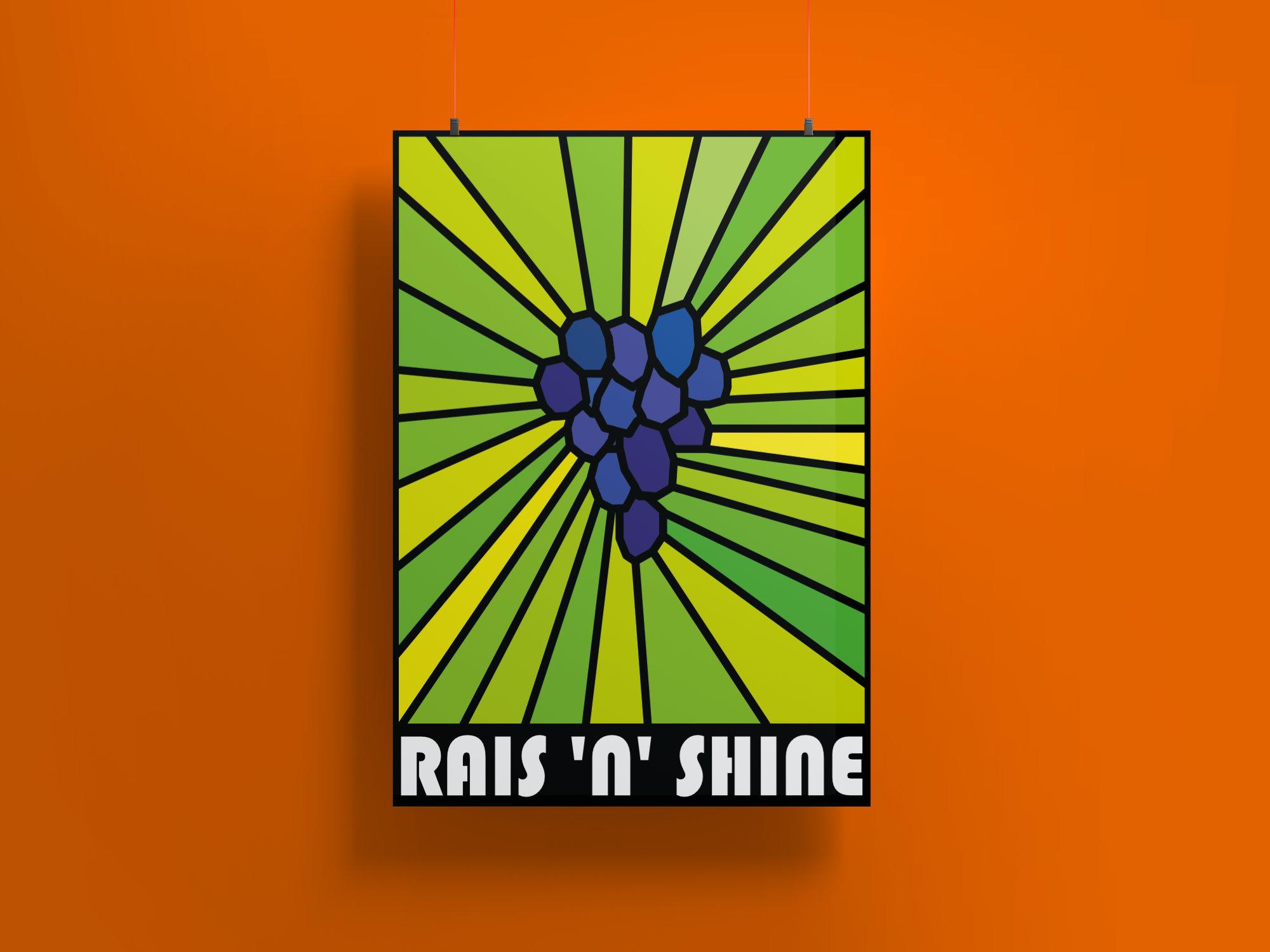 Poster Rais'n'shine