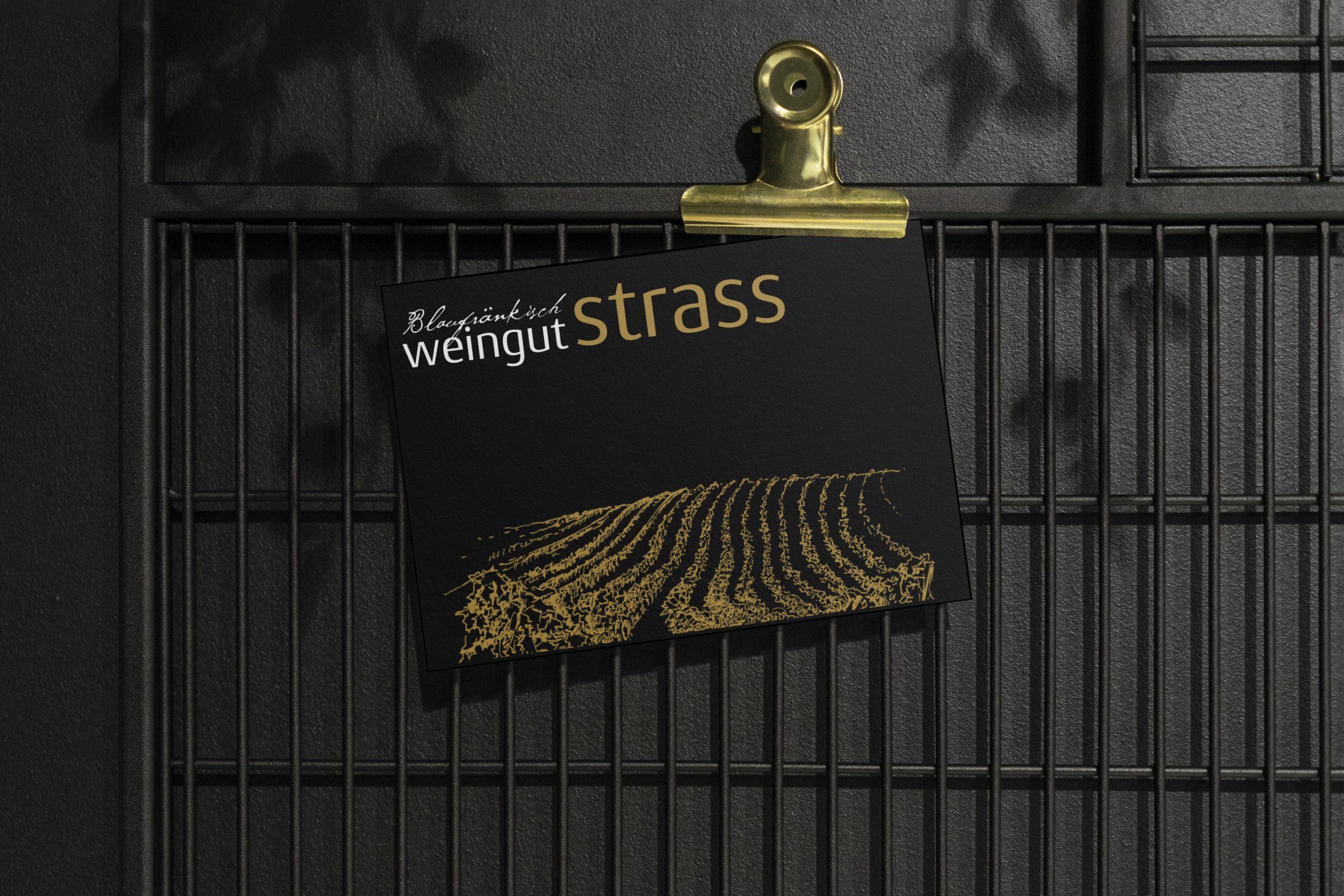 Visitenkarte Strass
