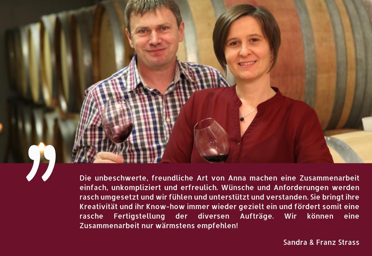 Kundenstimme Weingut Strass