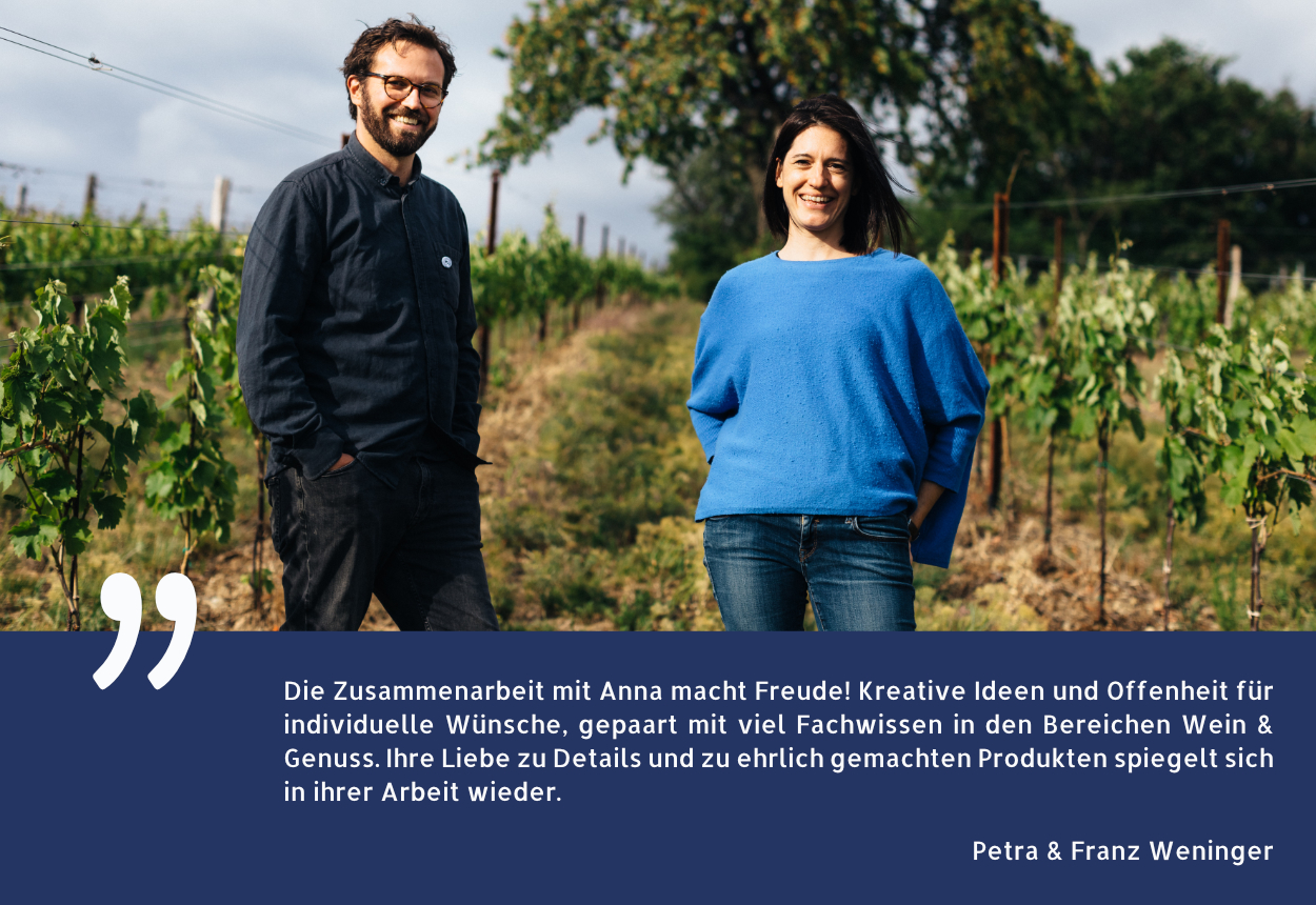Kundenstimme Weingut Weninger